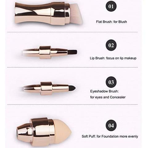 smp makeup brush