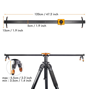 TR-S120 Video Slider
