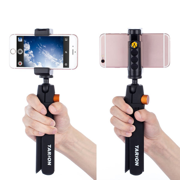 Smartphone Tripod with Clamp