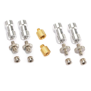 Spigot Screws & Screw Converters Kit