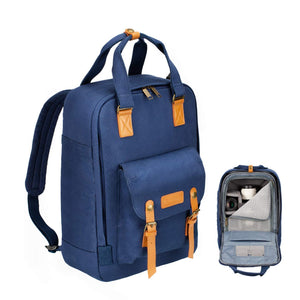 M-03 Canvas Camera Backpack