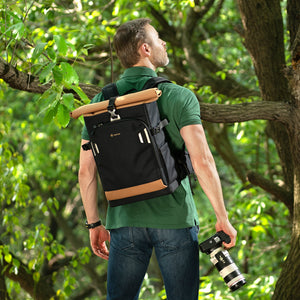 cool camera backpack