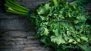 Kale me crazy in love