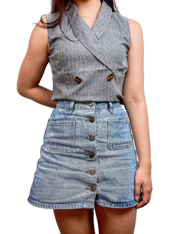 Aurelia Sleeveless Top