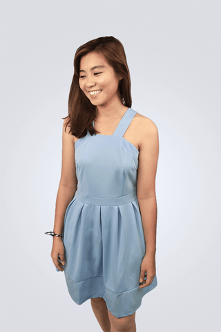Phoebe Casual Date Sleeveless Dress - Shopkenjo