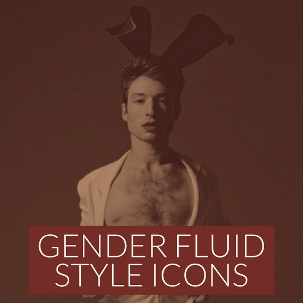 Gender Fluid Style Icons