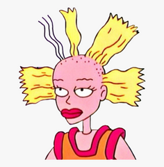Cynthia Doll from Rugrats