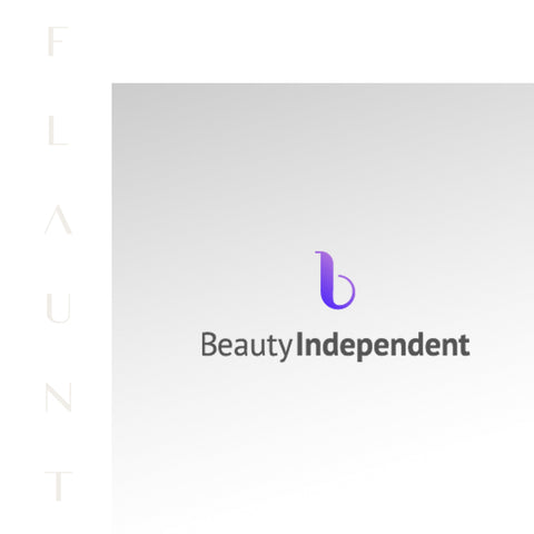 FLAUNT BODY x Beauty Independent Natural Skincare, Vegan Skincare, Unisex Skincare, Clean Ingredients, Unisex Personal Grooming