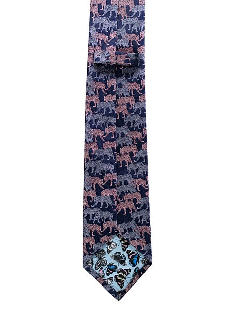 JAMES HARPER ANIMAL TIE