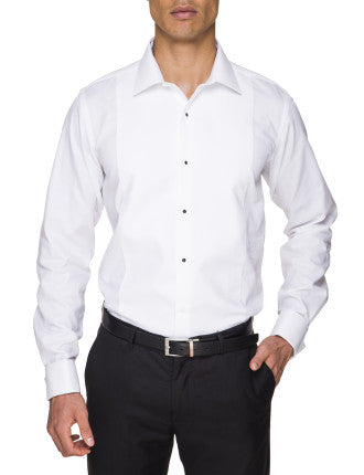 Abelard Formal Shirt - Marcella Peak Collar