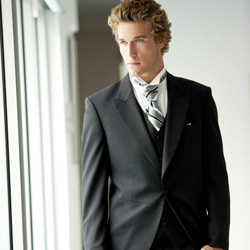 Black Morning Suit (Formal Hire)