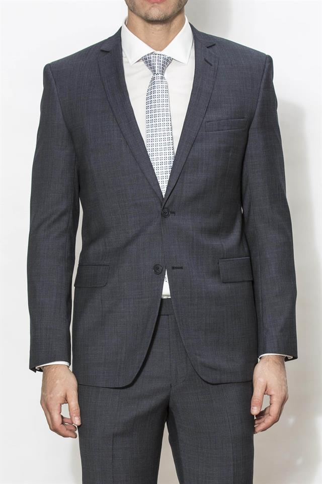 New England Suit - Code Charcoal