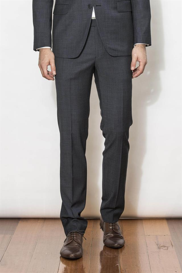 New England Trousers - Code Charcoal