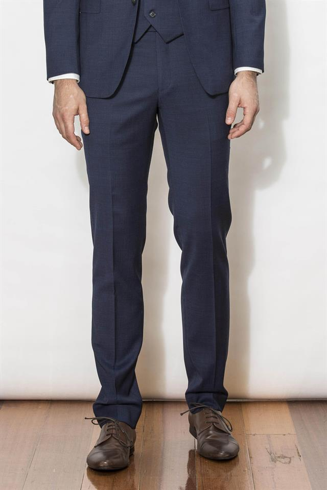 New England Trousers - Code Navy