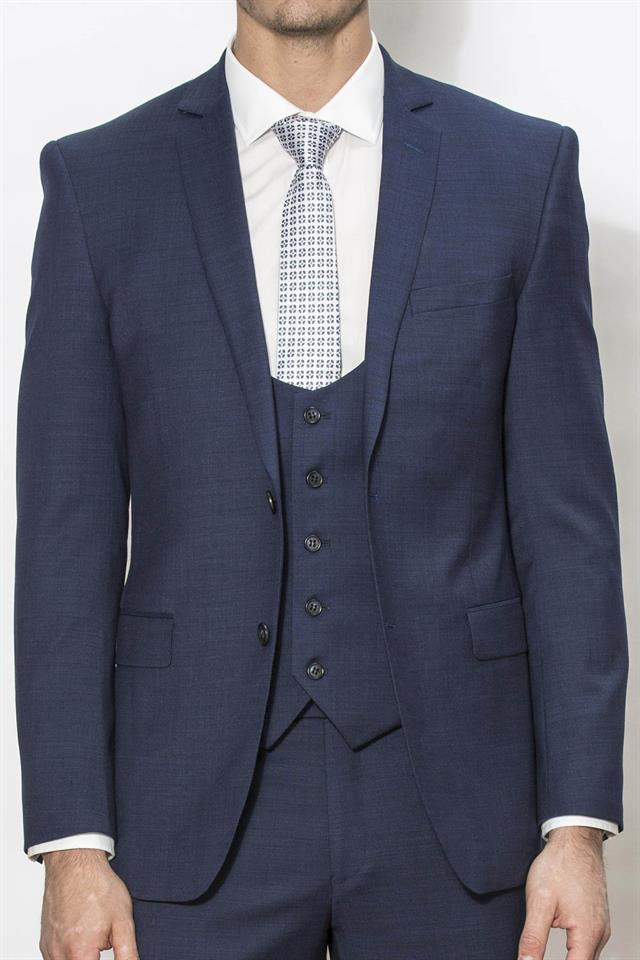 New England Suit - Code Navy