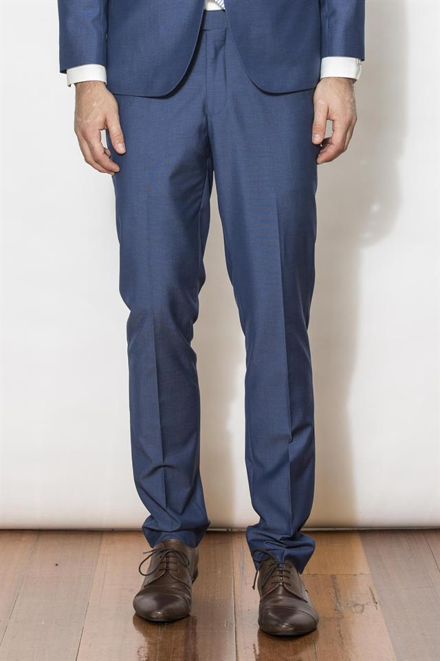 New England Trousers - Penn Blue