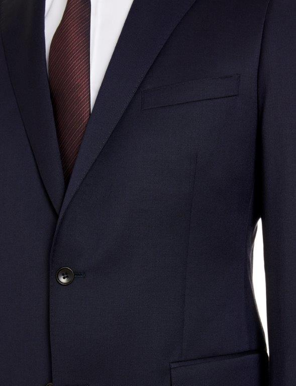 Studio Italia Icon Stretch Navy Suit