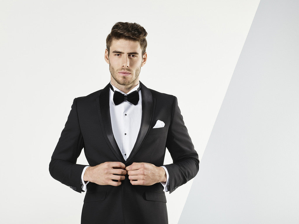 Aston Suit - Laneport Black
