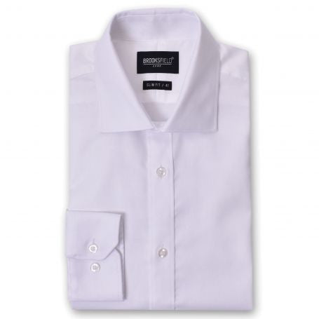 Brooksfield Shirt - Entrepeneur White