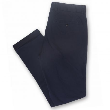 Brooksfield Cotton Chino - Navy