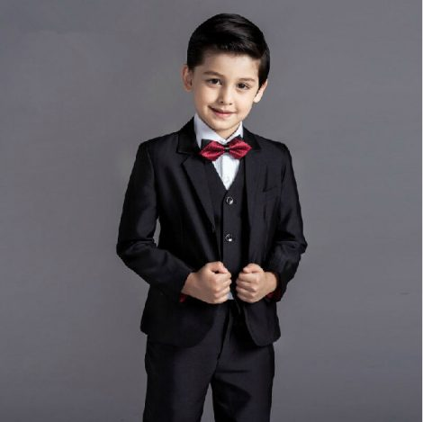 Children's Black Suit