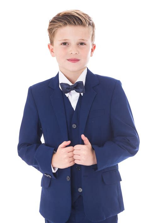 Children's Navy Suit