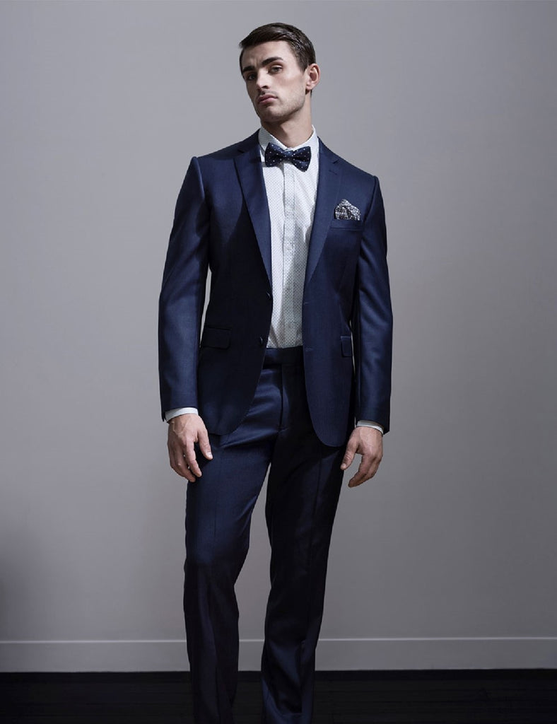 Studio Italia Suit - Icon Stretch Navy (Larger Sizes)