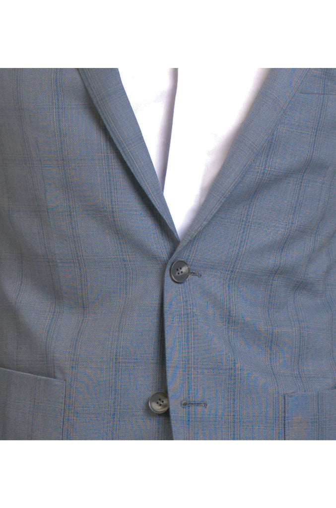Savile Row Asher Sports Jacket Grey JW5