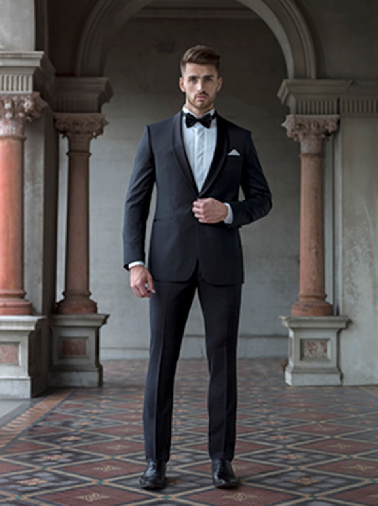 Studio Italia Dinner Suit/Tuxedo - Savoy (Larger Sizes)