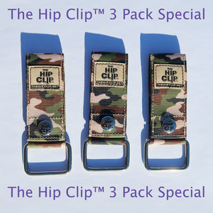 3 PACK   THE HIP CLIP™