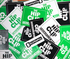The Hip Clip™ Sticker Pack