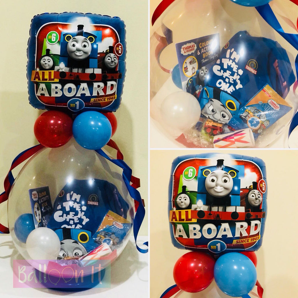Thomas and Friends Birthday Balloon Gift