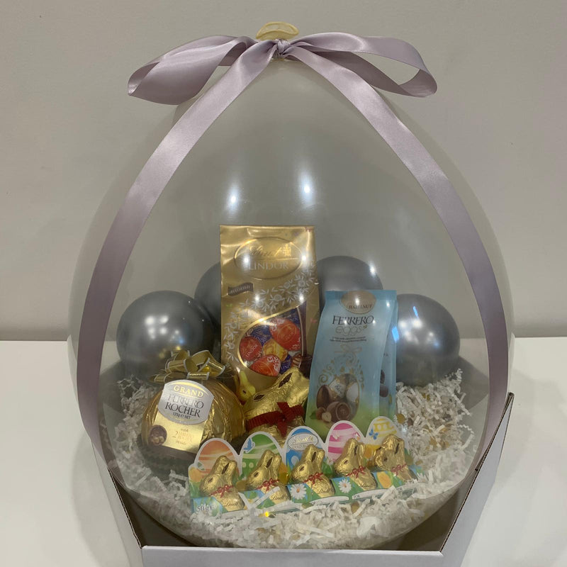 Eggcellence in a Balloon Easter Balloon Gift
