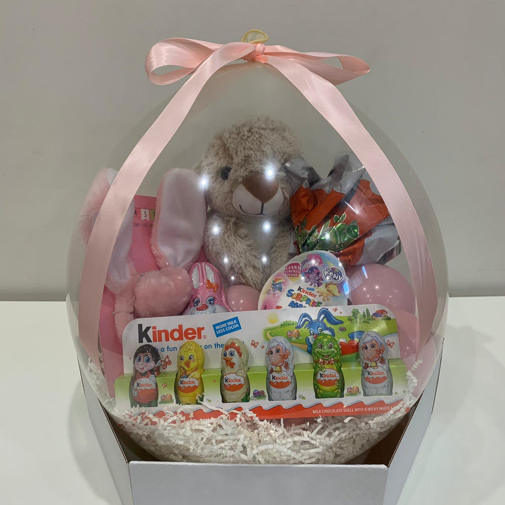 Kind-er Eggcited Easter Balloon Gift