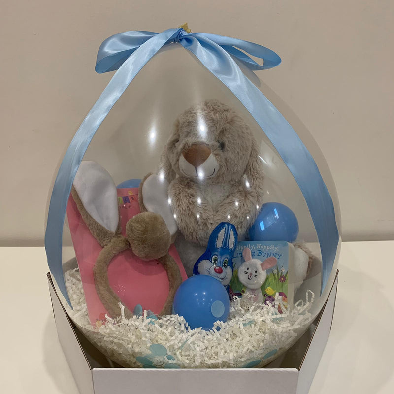 My Little Easter Hippity-POP gift in a balloon