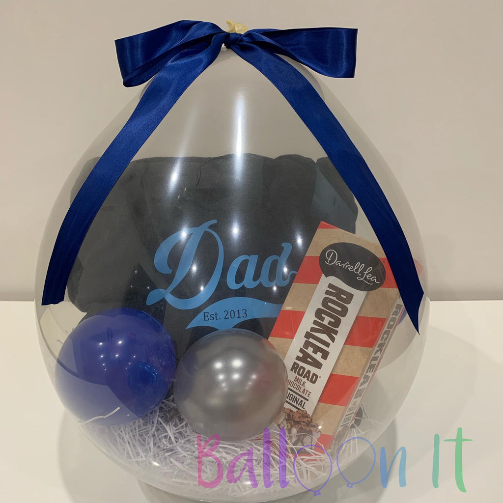 Fathers Day Balloon Gift Packages 2019