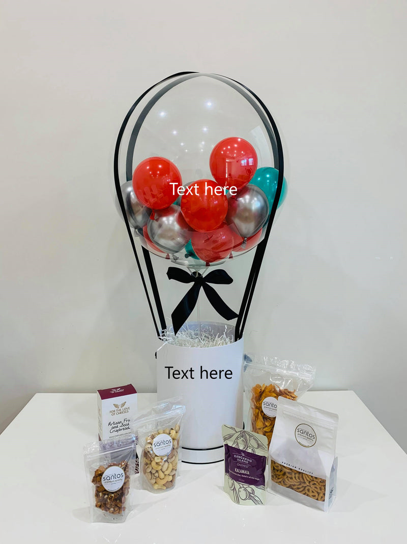Hot Air Balloon Gift Hamper - Savoury