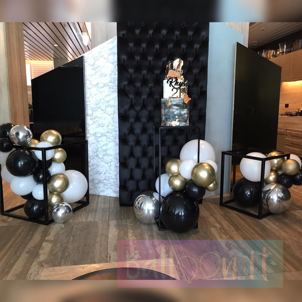 Birthday Balloon Decor