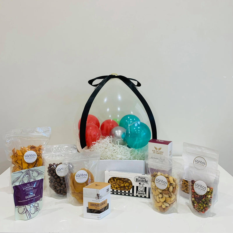 Balloon Gift Hamper - Best of Both Worlds