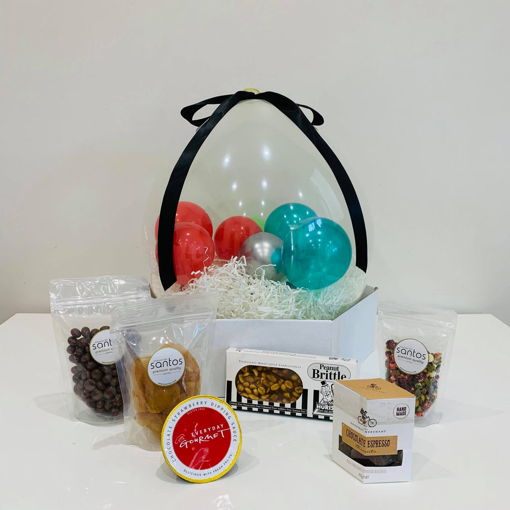Balloon Gift Hamper - Sweet