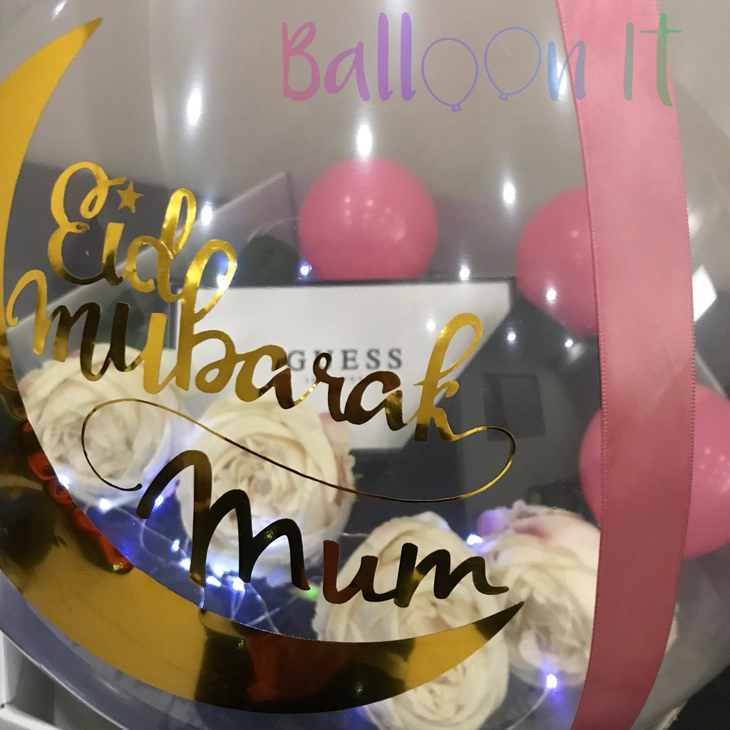 Eid balloon gift