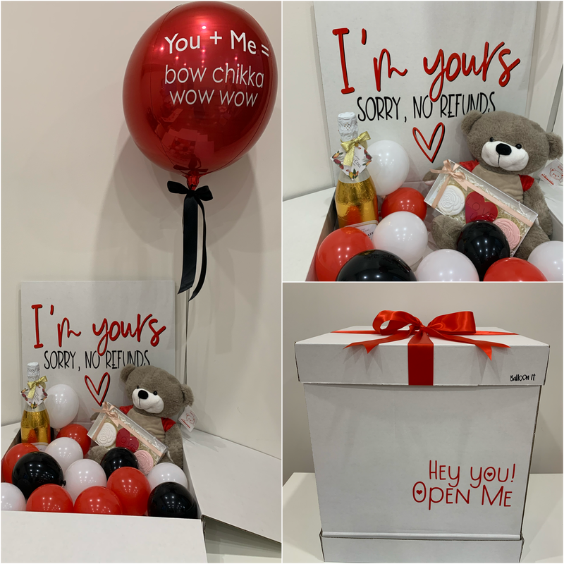 Valentines Surprise Box