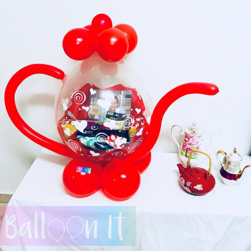 Kitchen Tea balloon gift