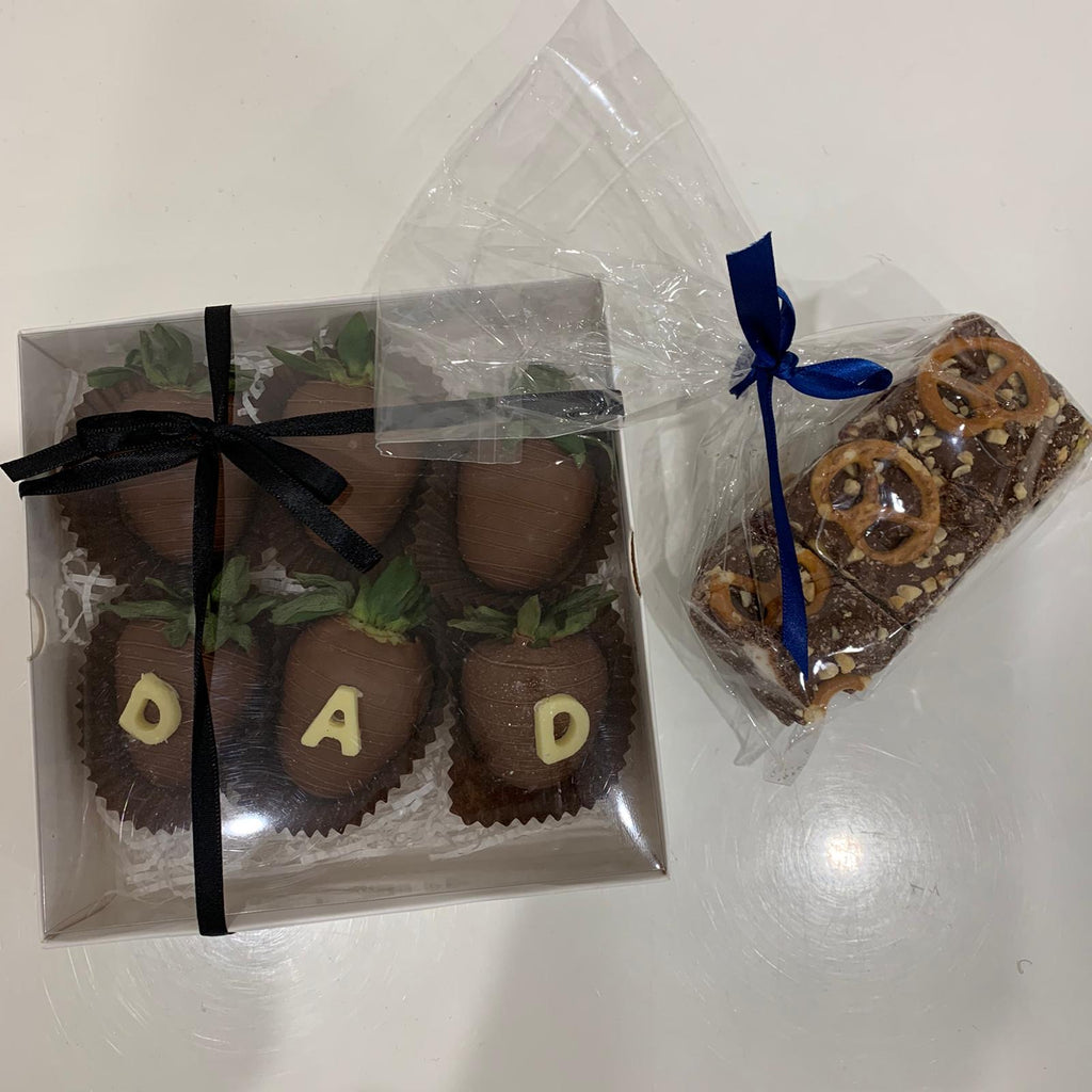 SWEETEST Dad Fathers Day Hot Air Balloon Gift Box