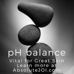 Balancing your ph for a healthy glow