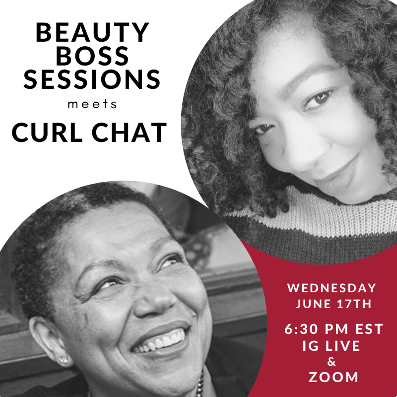 Beauty Boss and Curl Chat