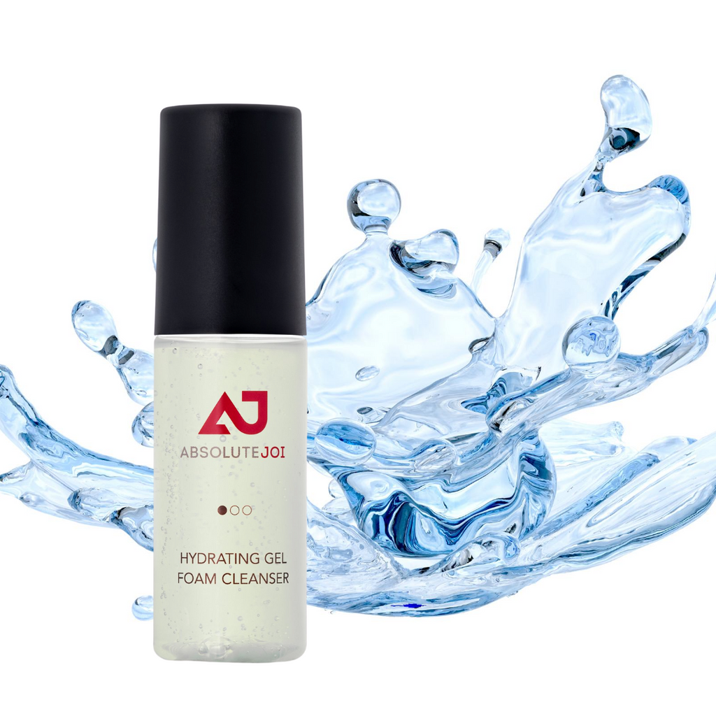 Hydrating Gel Foam Cleanser -- Restocking in February - AbsoluteJOI SkinCare