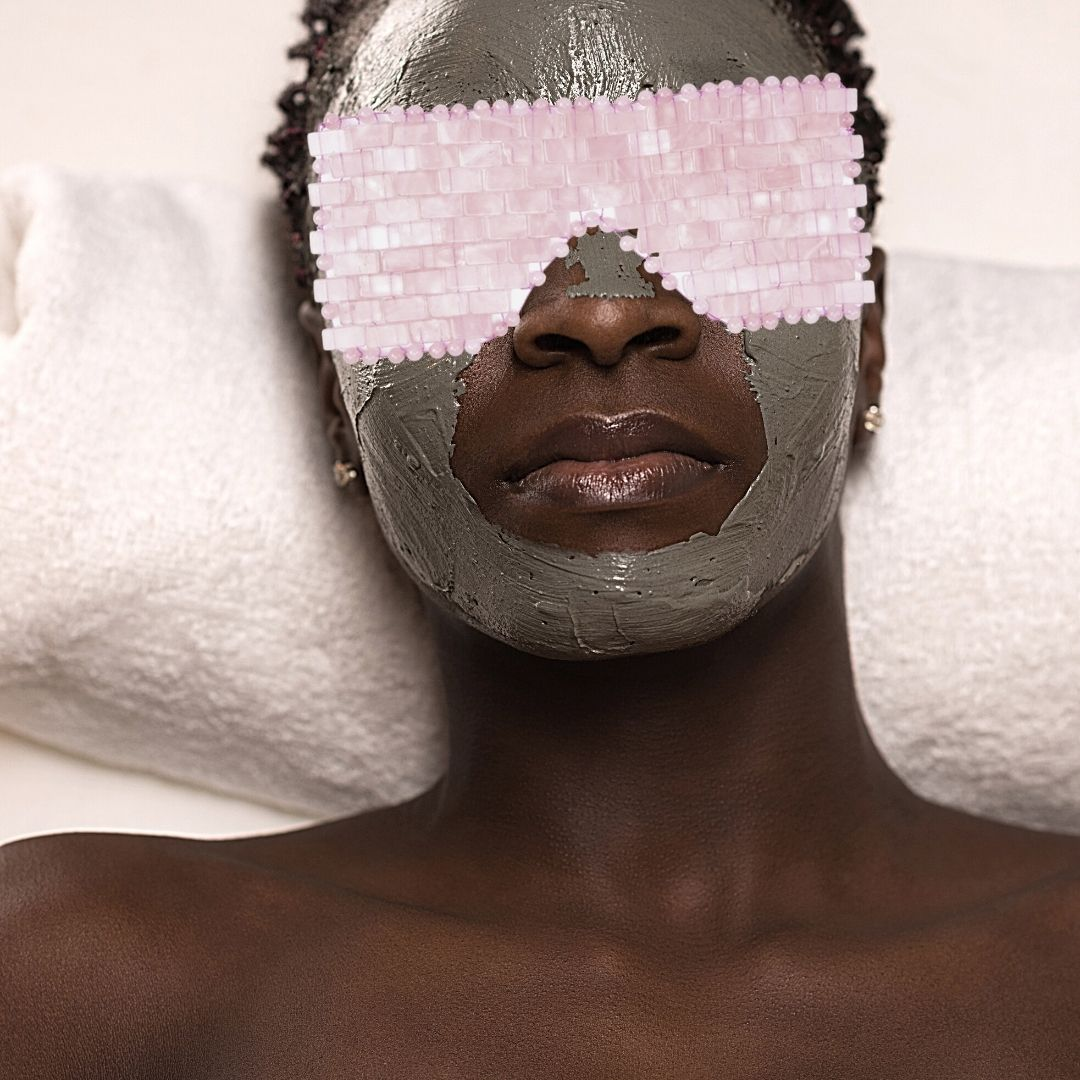 Rose Quartz Eye Mask - AbsoluteJOI SkinCare