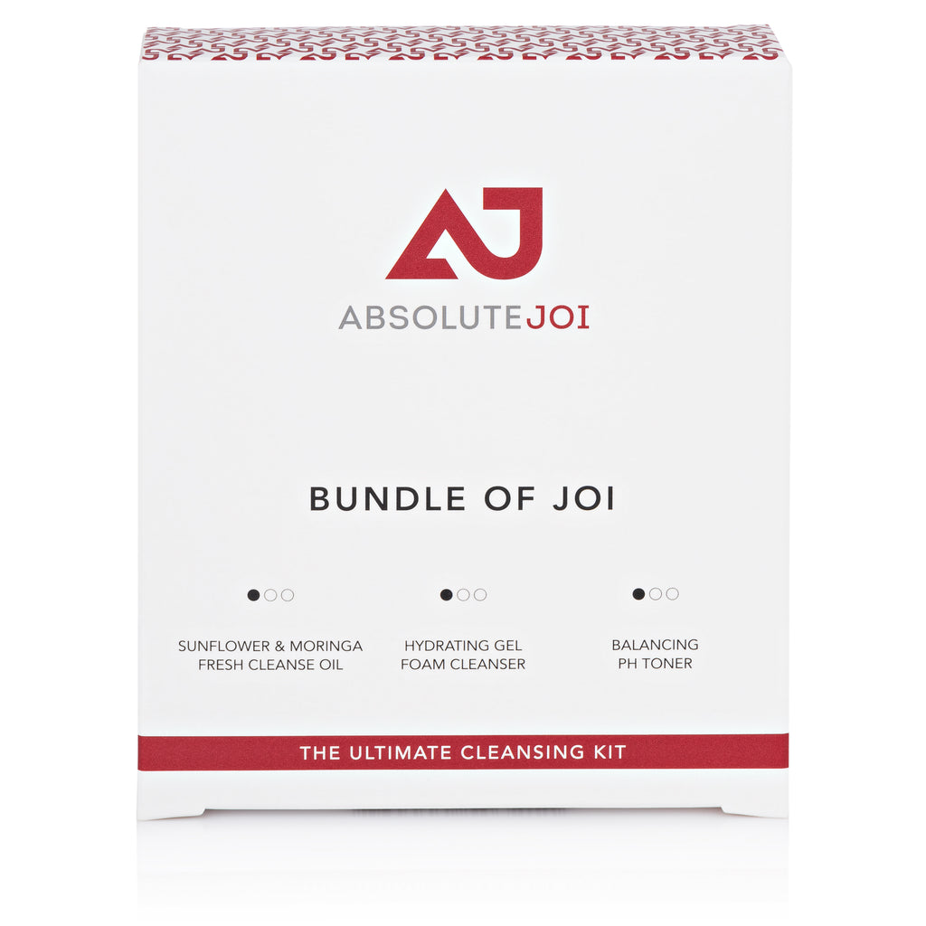 Bundle of JOI: The Ultimate Cleansing Kit for Face - AbsoluteJOI SkinCare