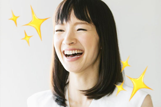 What Tidying Up with Marie Kondo Can Teach Us About Clean Eating